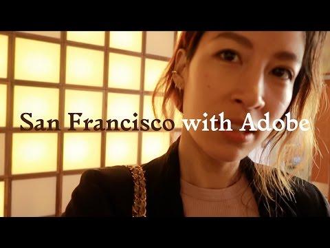 SAN FRANCISCO, CA w/ Adobe Creative Cloud #ad