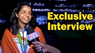EXCLUSIVE: Olympic Winner Sakshi Malik Speaks to Times Now