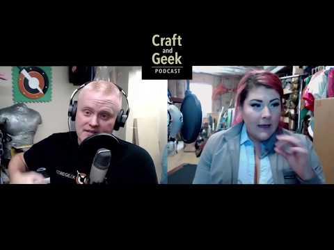 Craft and Geek Episode 29: Be Kind... Rewind