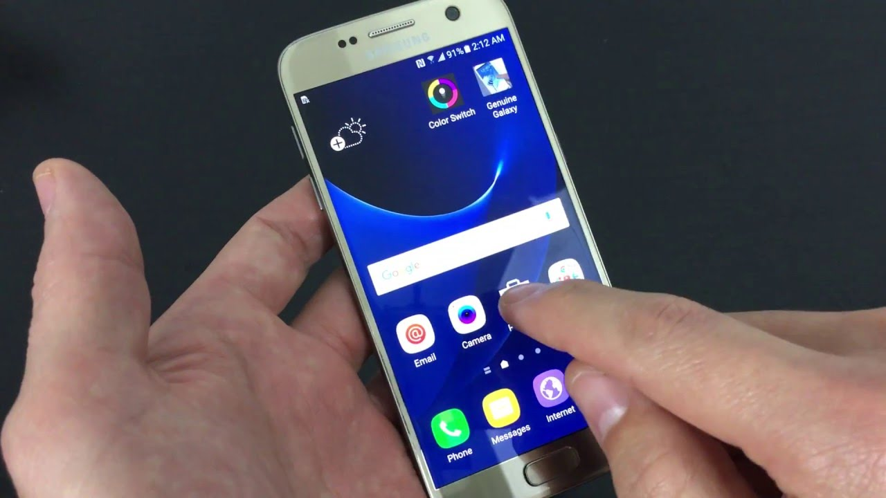 20 Seconds: How to Tell if your Galaxy S7 / Edge is Fake or Genuine