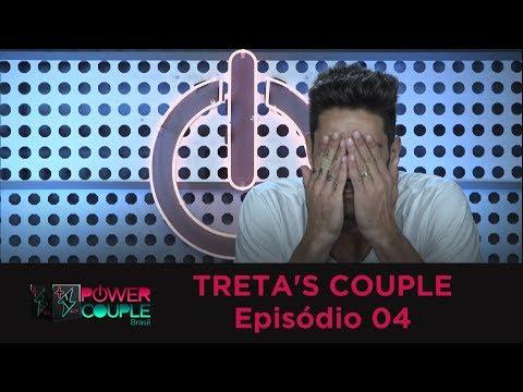 TRETA`S COUPLE - EPISÓDIO 4 | HERMES E RENATO NO POWER COUPLE