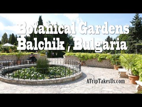 Botanical Gardens - Balchik, Bulgaria