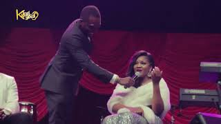 Bovi Reveals Secret Behind Omotola Jalade Ekeindes  Marriage  Nigerian Entertainment