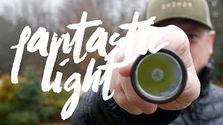 Folomov 18650L 1600 Lumen Flashlight Review