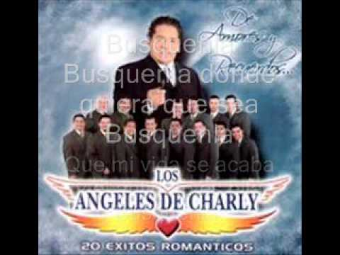 busquenla angeles de charly
