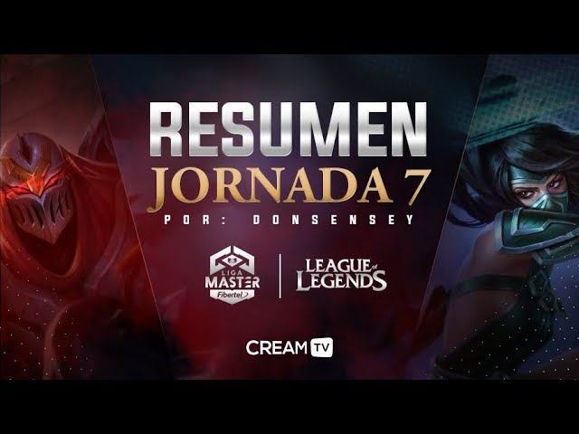 Semana 4 en la Liga MasterFibertel | League of Legends