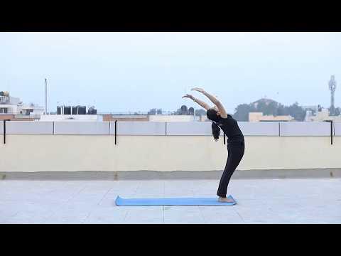Beginner Yoga Session - IV ft. Prakruthi