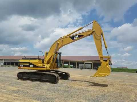 1999 Cat 322BL Hydraulic Excavator For Sale Inspection Video!