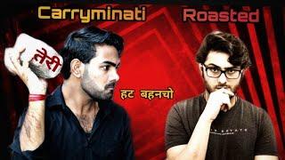 Carryminati Roast ||Avmfriendzone Video||