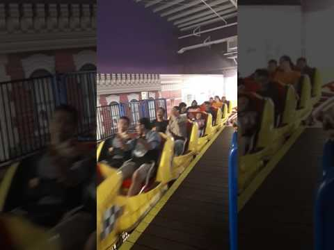 Transmart pekanbaru roller coaster(2)
