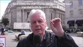 How awake are you? David Icke hybrid nephilim shapeshifter