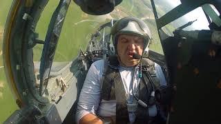 Показательное выступление на Орловке к Дню воздушного флота