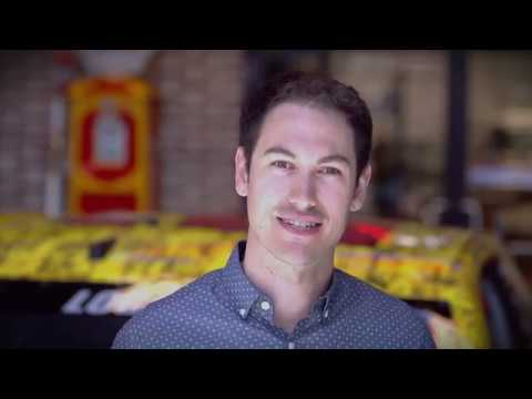 Joey Logano for Alexander Youth Network