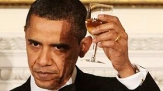 Obama Slammed By Obnoxious Wine Snobs