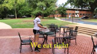 Wofford Move-In Day 2015