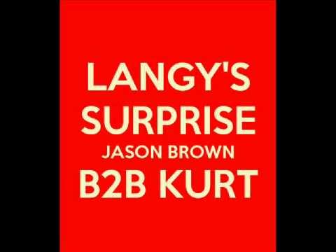 Dj Kurt B2B Dj Jason Brown With Mc Korkie B2B Mc Steal (Langy's Surprise Party)