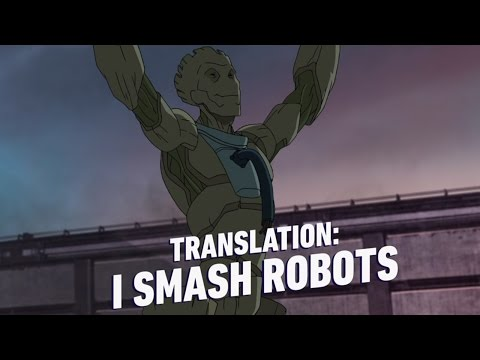 Groot's Translator | Marvel's Guardians of the Galaxy | Disney XD