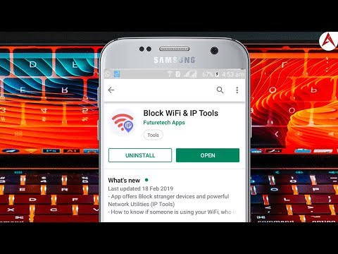 How Can I  Block a Device From My WiFi / Block WiFi & IP Tools - Apps on Google Play