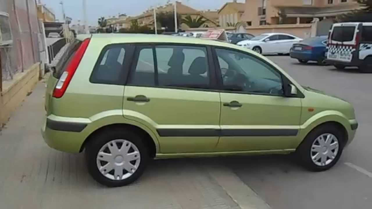 2006 ford fusion 1 4i trend 4995 € youtube