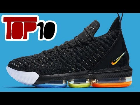 Top 10 Upcoming Black Friday Shoes Of 2018