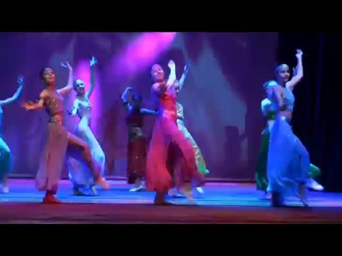 ДШИ танец - Восточные сказки