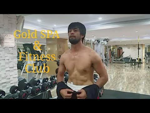 My Ist Vlog|Gold SPA and Fitness Club|Mall of Lahore