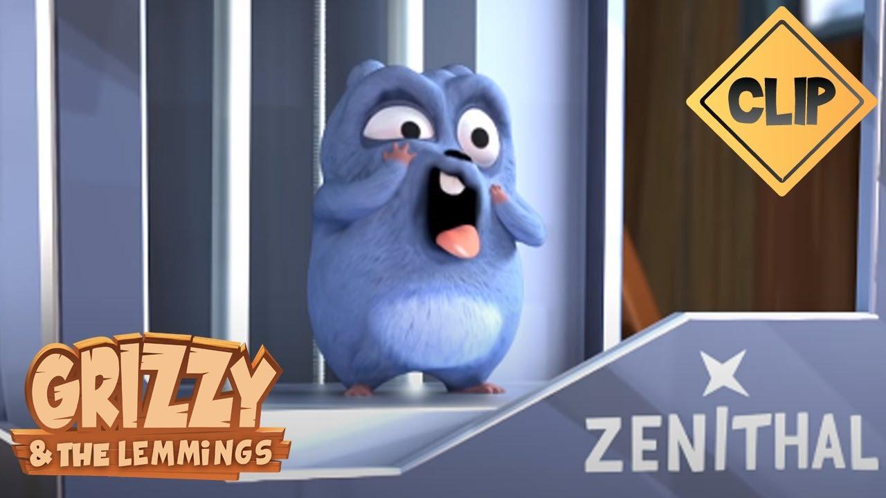 🖨️Des lemmings par milliers grâce à l'imprimante 3D🐻 - Grizzy & les Lemmings
