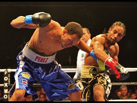 "Karl ""Dynamite"" Dargan vs. Tony ""Lightning"" Luis"