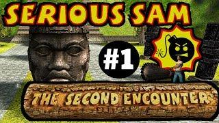 Прохождение игры Serious Sam - The Second Encounter #1