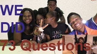 David and Friends Reacts to Liza 73 Questions with Jet Packinski | Vogue Parody