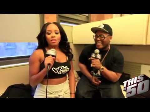 Sheneka Adams Talks Wild' N Out; Nick Cannon