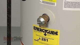 AO Smith Water Heater Temperature & Pressure Valve #9000071005