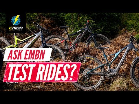 Which E-Bike? The Importance Of Test Rides | Ask EMBN Anything About E Bikes