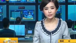 2012/6/19 网友直击神九飞天之际 天空有神秘UFO出现