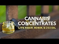 Cannabis Concentrates The Art Of Extraction mp3