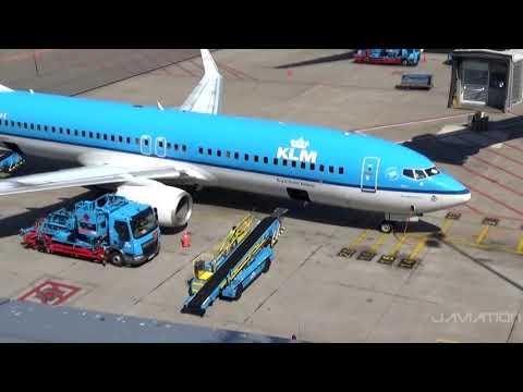 Ground Handling At Schiphol Airport