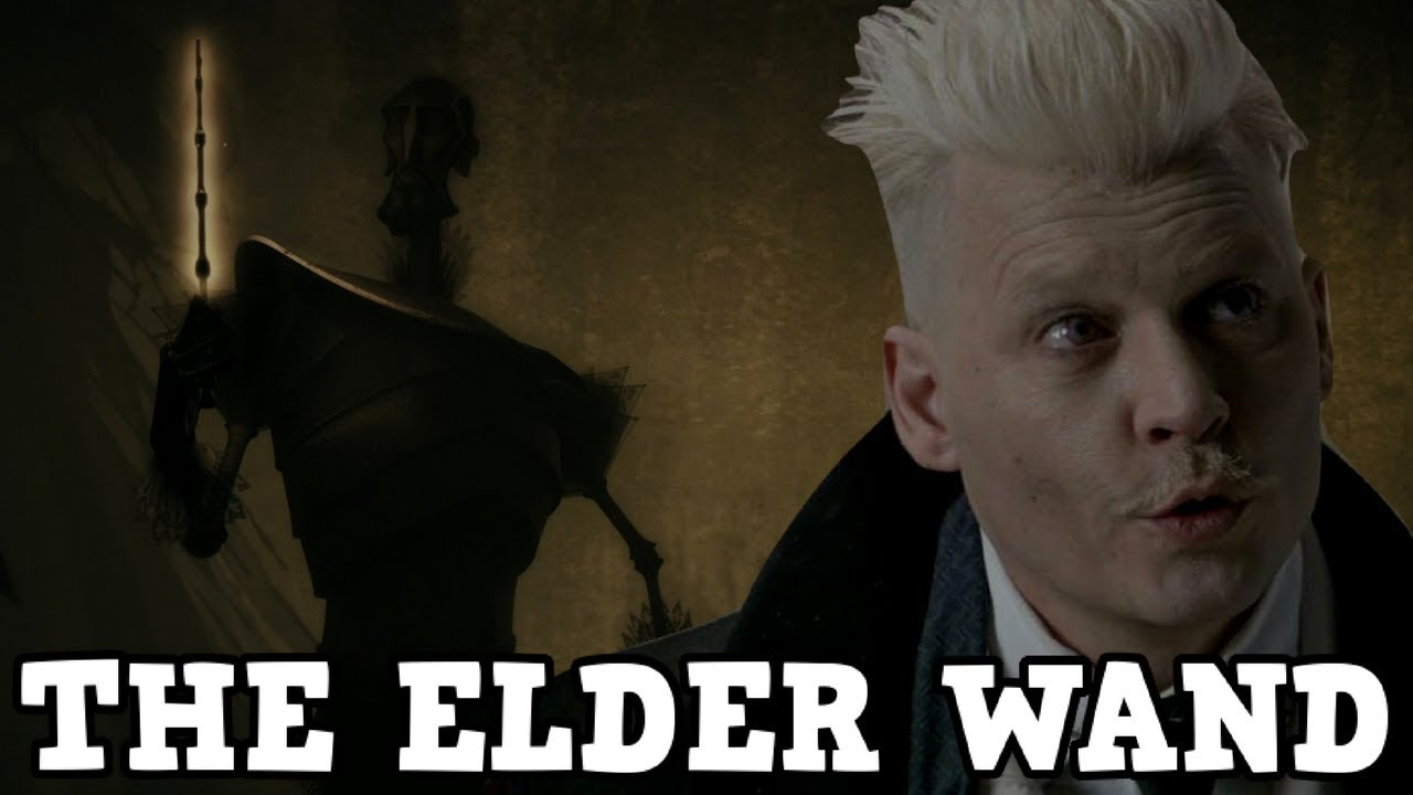 Fantastic beasts the crimes of grindelwald the true for Where to buy elder wand