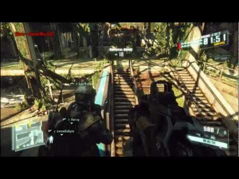 Crysis 3 Beta Gameplay ITA -  by Gamerscritic.it