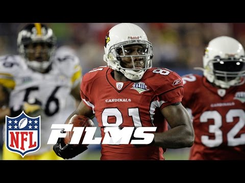 #9 Anquan Boldin | Top 10 Wide Receivers of the 2000s | NFL Films