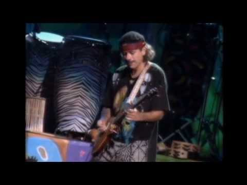 "Santana...Europa  ""Live in Mexico"" HD"