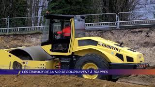 Yvelines | Les travaux de la N10 se poursuivent à Trappes