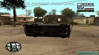 GTA San Andreas   Топ 20 чит кодов!