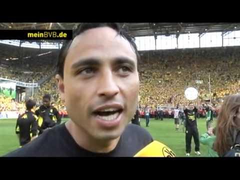 BVB - Nürnberg: Interview mit Antonio da Silva (Deutscher Meister 2011)