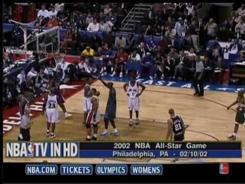 Kobe Bryant 2002 All-Star Game MVP Recap