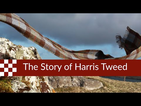 The Astonishing Story of Harris Tweed