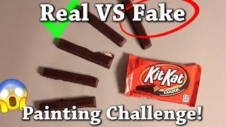 10 Real vs Painting Illusions to Test Your Brain!