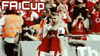 Arsenal Fc-Fa Cup & Community Shield final goals