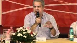 Presedintele Consiliului National PSD, Adrian Nastase, la sedinta CEx - 15.07.2010