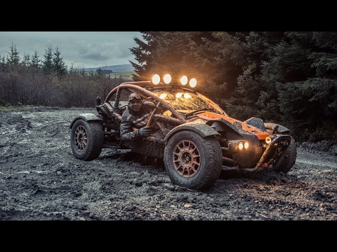 Thumbnail: Ariel Nomad vs Welsh Mud - Rory Reid's Road Trips - Top Gear