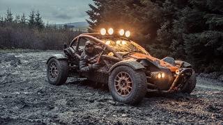 Ariel Nomad vs Welsh Mud | Rory Reid's Road Trips | Top Gear